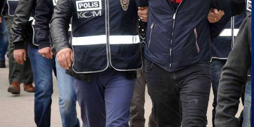 Ankara merkezli 8 ilde FETÖ operasyonu