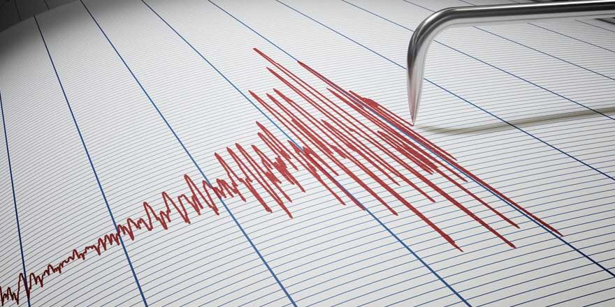 Girit'te 5.3 büyüklüğünde deprem