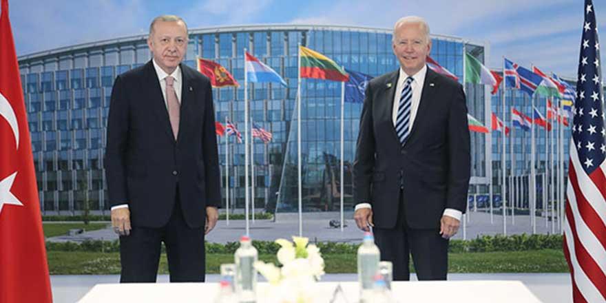 Erdoğan ve Biden görüşmesinin tarihi belli oldu