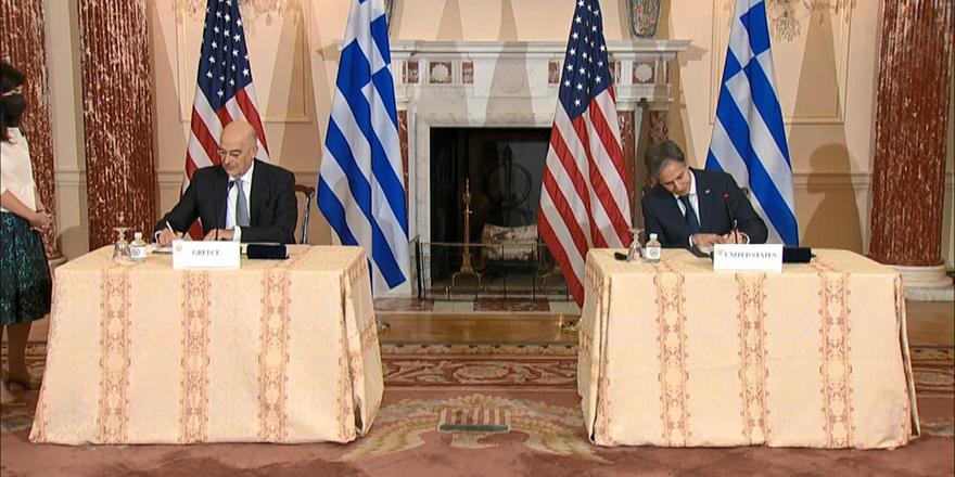 ABD ile anlaşma imzalayan Yunanistan'dan küstah tehdit: Savaşa hazırız