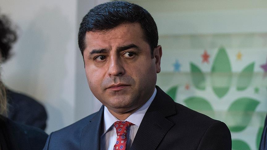Demirtaş'ın dava dosyası Ankara'ya gönderildi