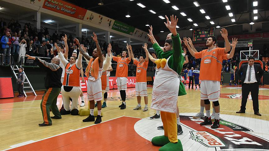 Banvit'te Dörtlü Final sevinci