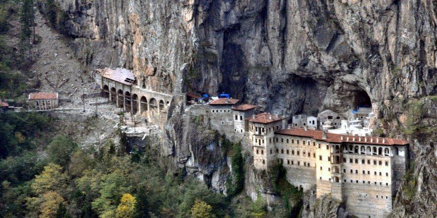 Sümela Manastırı, ziyarete açılıyor