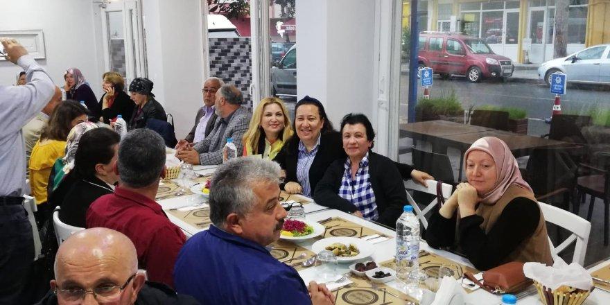 Ordu'da İYİ Parti'den iftar yemeği