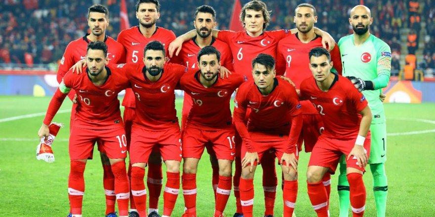 Türk Milli Futbol Takımı aday kadrosu açıklandı