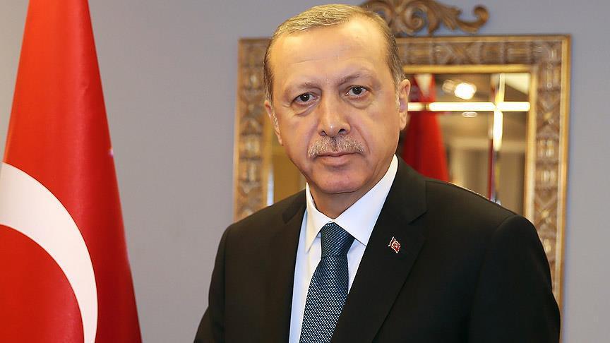 Erdoğan'dan Kolombiya'ya 'destek' mesajı