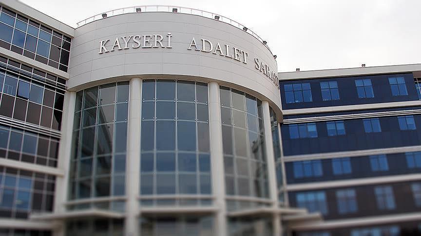 Kayseri'deki FETÖ davasının 3. duruşması başladı