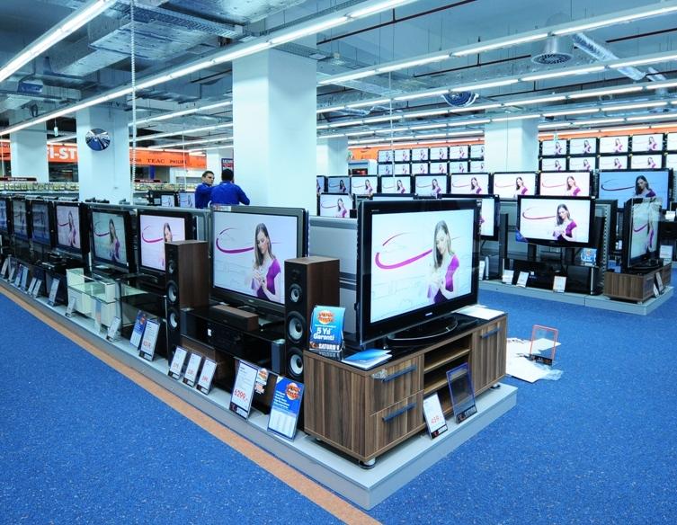 Tüketiciler mağazalarda daha çok teknoloji istiyor