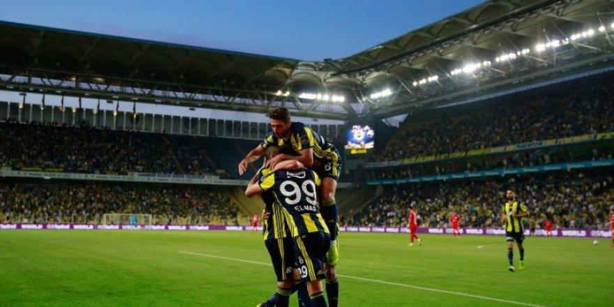 Fenerbahçe ligi 6. sırada kalarak kapattı