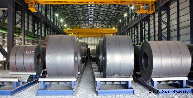 Çelik sektörü yükseliş trendini zirveye çıkardı