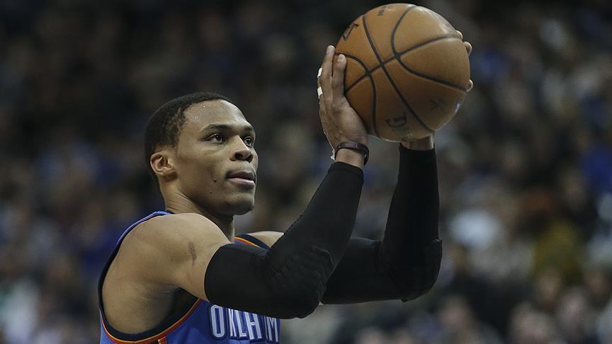 Westbrook, Robertson'ın rekorunu kırdı