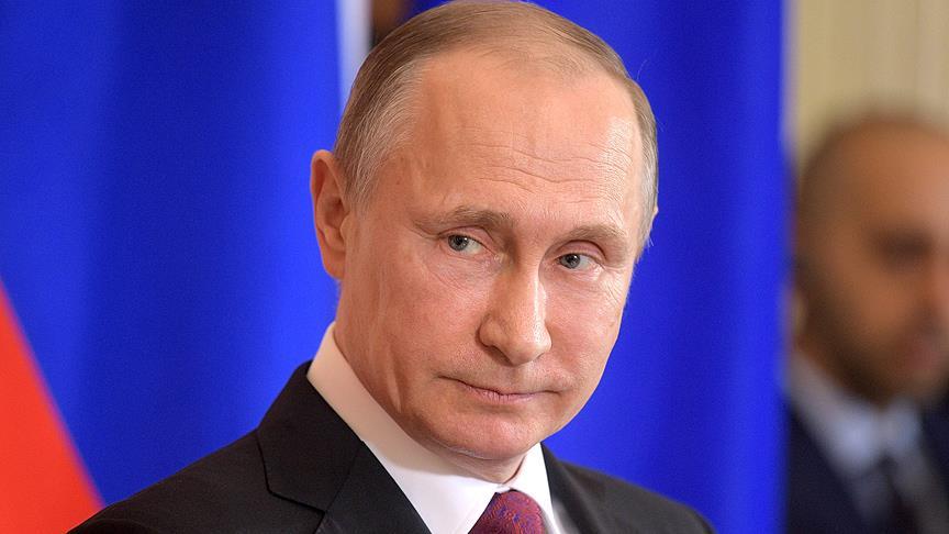 Putin'in geliri açıklandı
