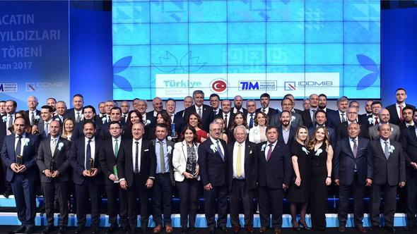 2016 yılının başarılı ihracatçılarına ödül