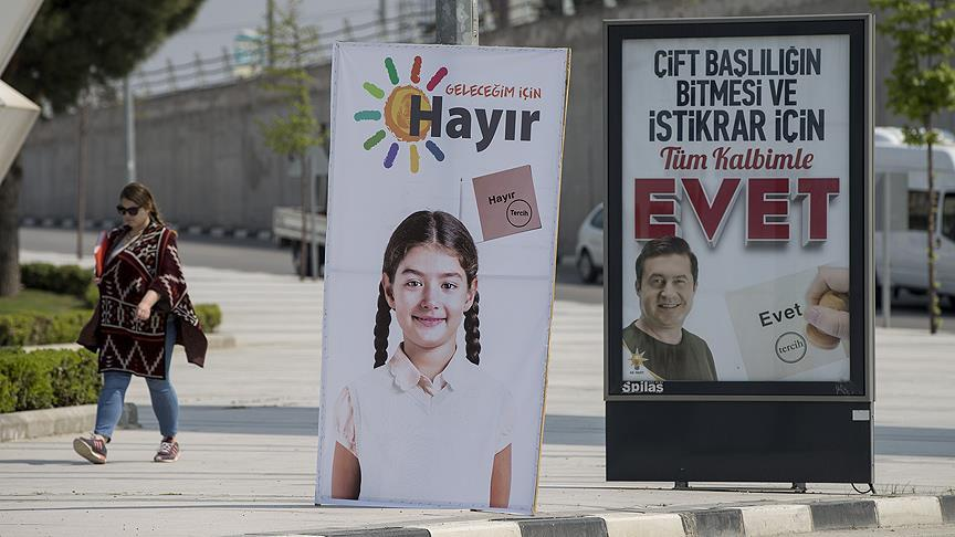 Türkiye tarihi halk oylamasına hazır