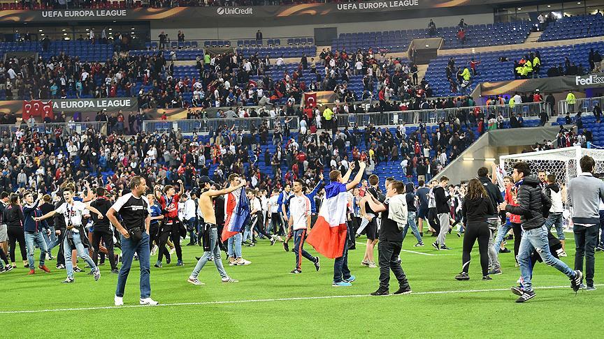Lyon, Beşiktaş'ı suçladı