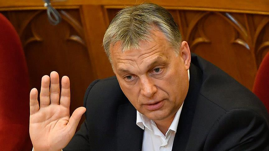 Orban'dan Soros'a 'sığınmacı' suçlaması