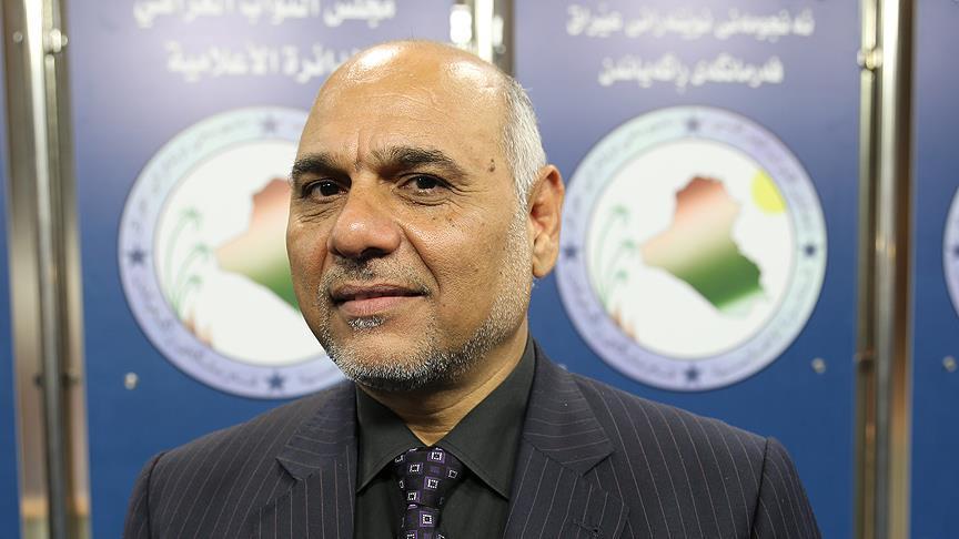 Irak Parlamentosundan Türkiye'ye tebrik