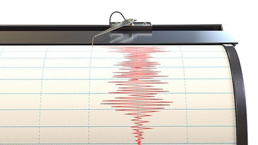 Manisa'da 4,2 büyüklüğünde deprem