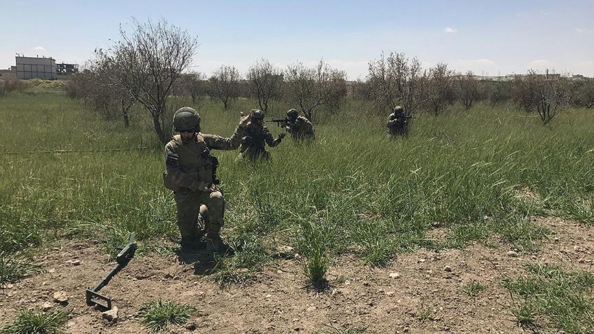 SAS komandolarından kritik görev