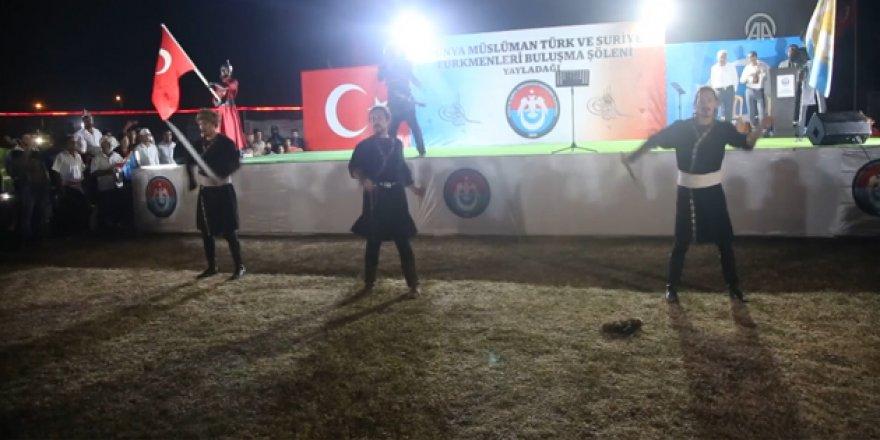"""""""Müslüman Türk Dünyası Buluşma Şöleni"""" doğru bir isimlendirme midir?"""