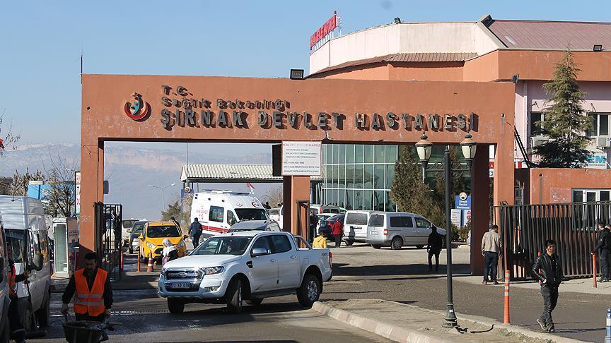 Şırnak'ta terör operasyonu: 1 şehit