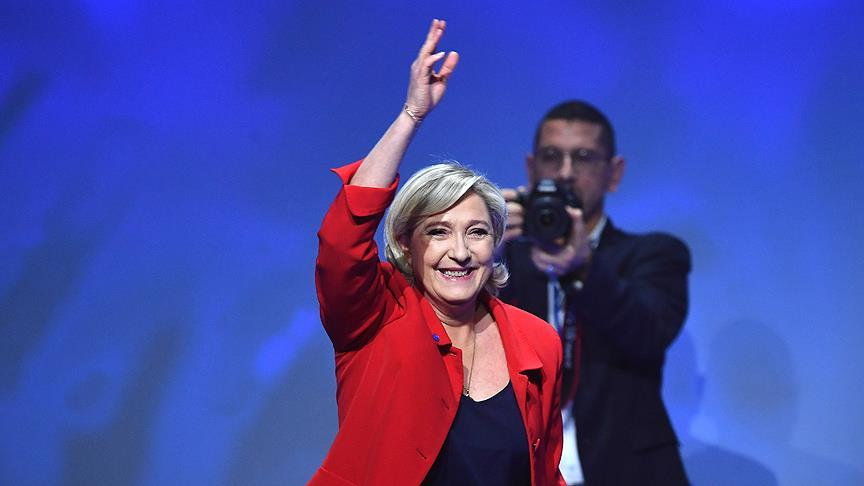 Fransa'da aşırı sağ oylarda rekor