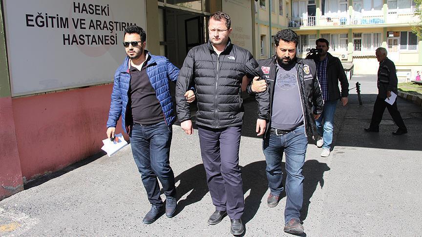 Mahrem yapılanmasına 1013 gözaltı