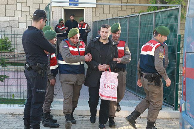 Kırklareli'nde FETÖ'nün adliye yapılanması davası
