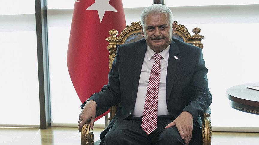 Başbakan Yıldırım'dan 1 Mayıs mesajı