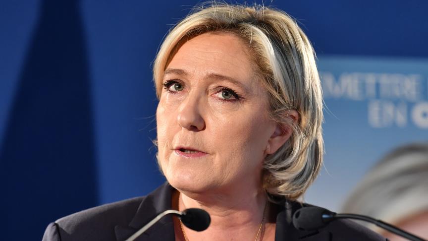 """Le Pen'den """"avronun öldüğü"""" çıkışı"""