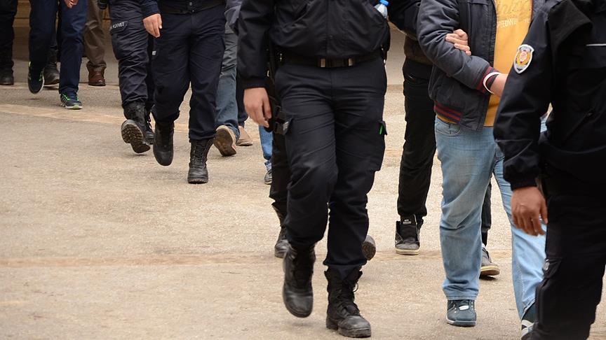 2331 kişi gözaltına alındı!