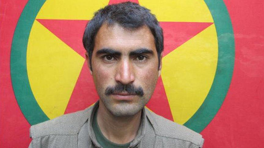 PKK'lı terörist şantiyede yakalandı