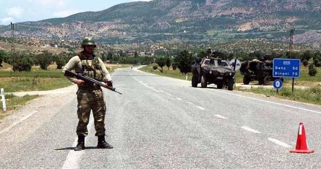 """Bitlis'te """"özel güvenlik bölgesi"""" uygulaması"""