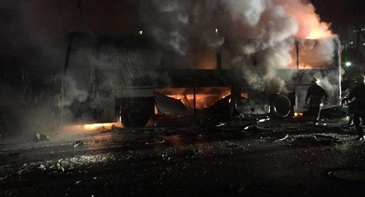 Merasim Sokak saldırısı davası