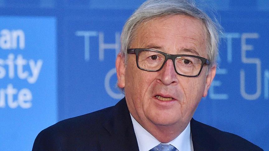 Juncker'dan Brexit çıkışı