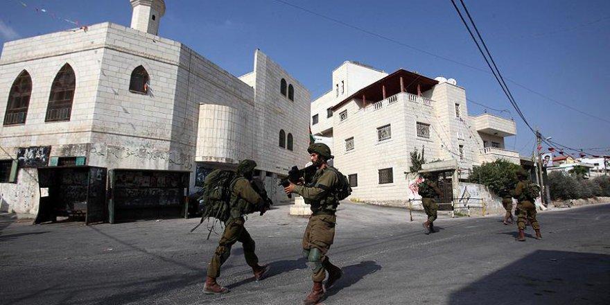 """İsrail polisinden """"Aksa yürüyüşüne"""" engel"""