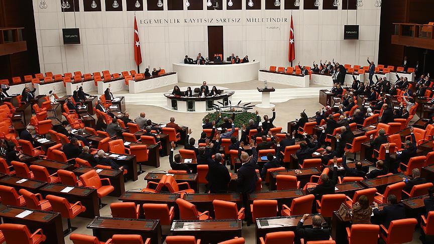 Meclis HSK üyeliği seçimi