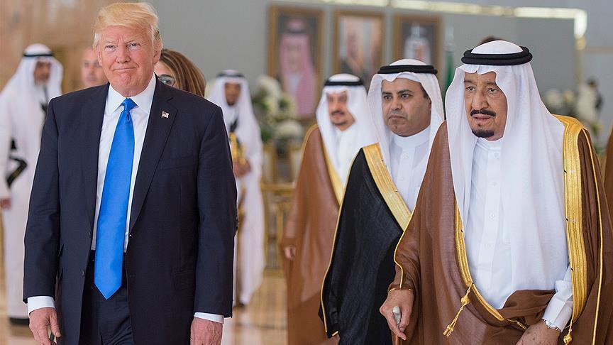 İlk ziyaret Suudi Arabistan'a