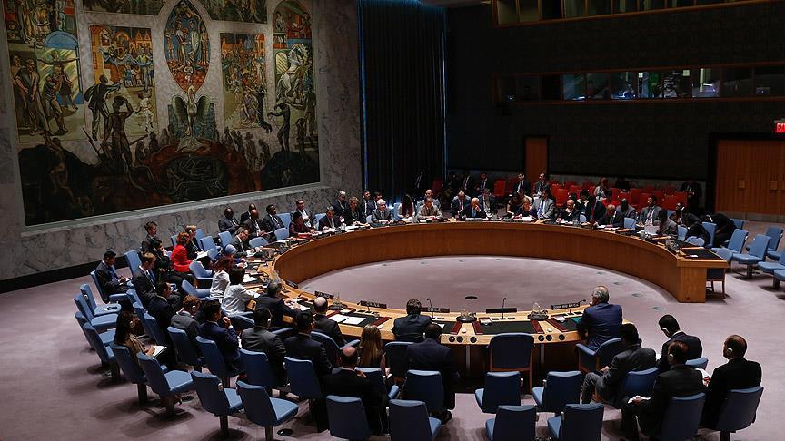 BM Güvenlik Konseyinin Suriye kararı