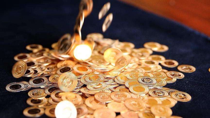 Altının kilogramı 144 bin liraya geriledi