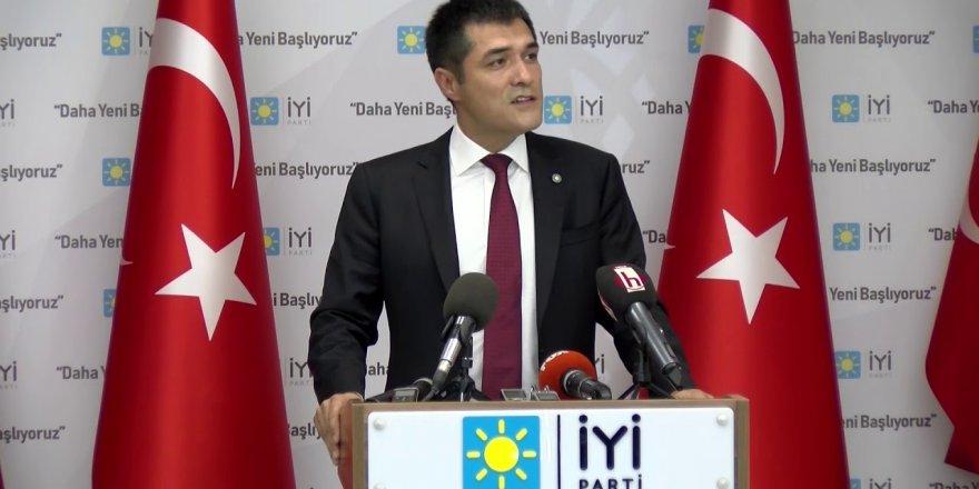 İYİ Partili Kavuncu'dan Babacan'a tepki