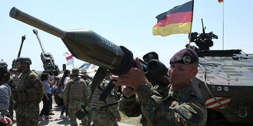 Almanya'nın silah ihracatı ilk yarıda 500 milyon euro arttı