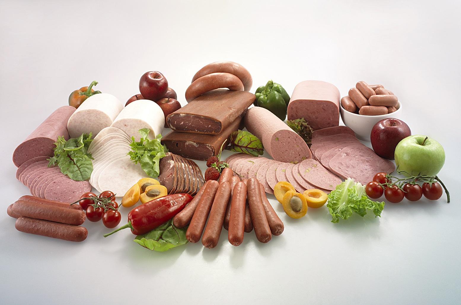 Yılda kişi başına 3,6 kg.  şarküteri ürünü tüketiliyor