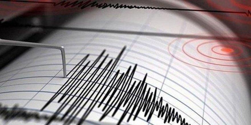 Yalova'da 3,4 büyüklüğünde deprem