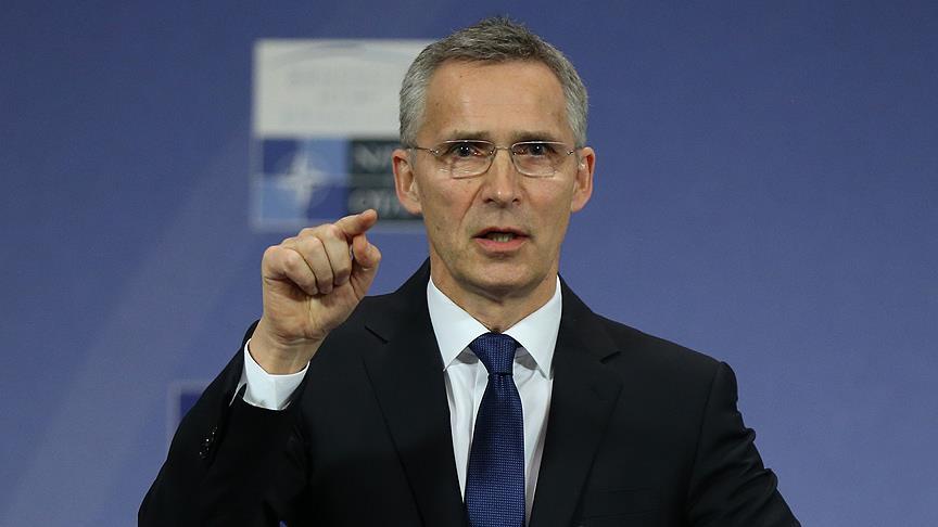 NATO'nun gündemi uluslararası terörle mücadele