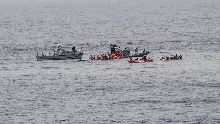 Akdeniz'de sığınmacı faciası