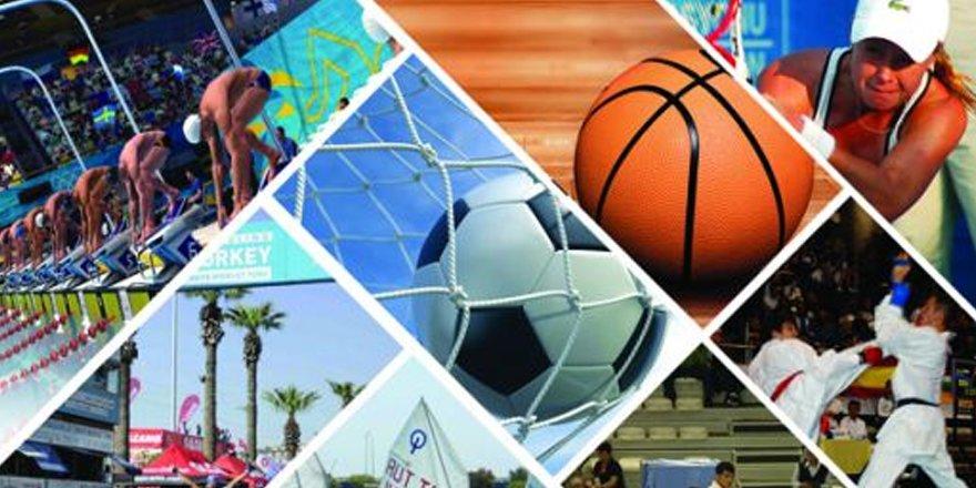 Türkiye'de 2017'de 27 uluslararası organizasyon gerçekleştirilecek