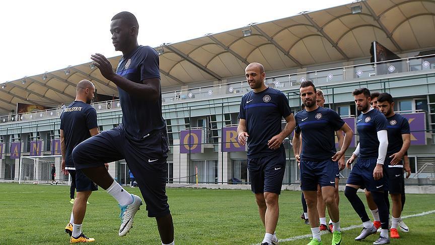 Osmanlıspor son iç saha maçına çıkacak
