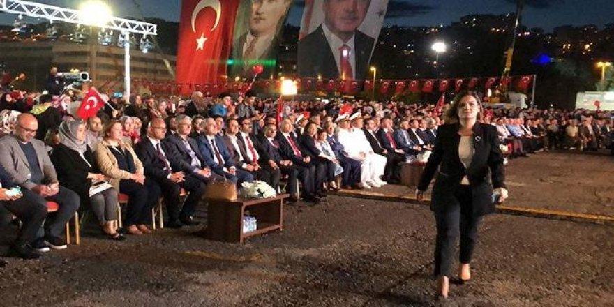 """Fatma Kaplan:""""Özlemini duyduğumuz beraberliği baltalamıştır"""""""
