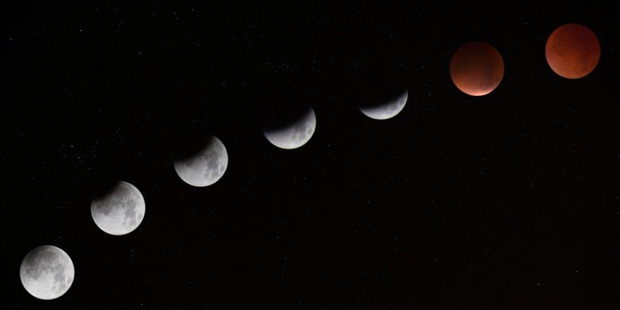 'Ay Tutulması' çıplak gözle tüm Türkiye'den izlenebilecek